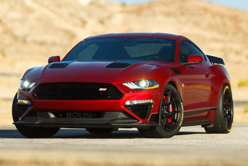 2020 Jack Roush Edition Mustang Hiconsumption Sports Cars Mustang Roush Mustang Mustang