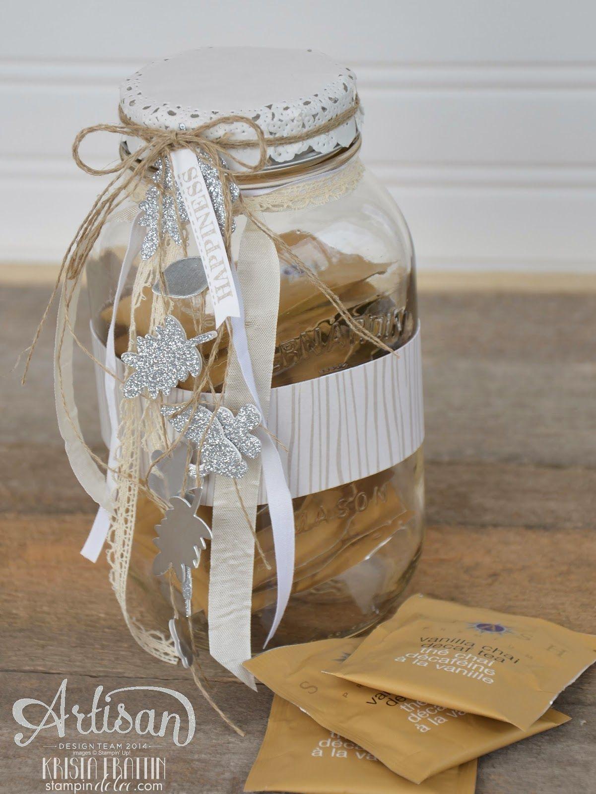 Geschenkidee für den Adventskalender der Großeltern   Verpackung ...