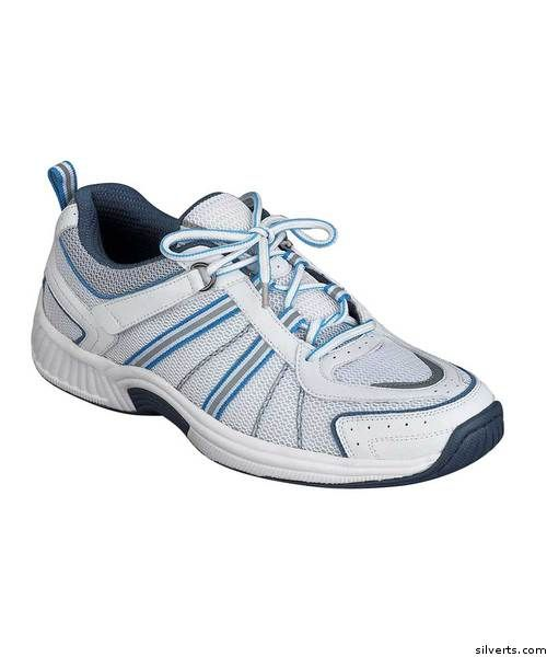 Wide Orthopedic Sneakers For Women