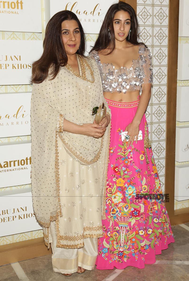 Sara Ali Khan and Ananya Panday are the new BFFs in B-Town