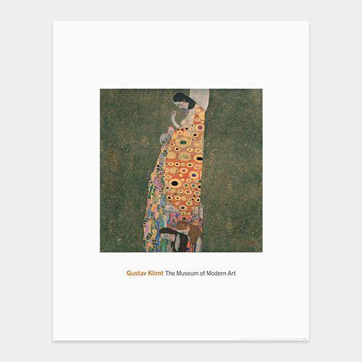 Klimt: Hope, II | MoMAstore.org