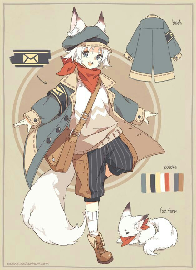 Pin By A On S 设计 三视图 Character Design Character Art Anime