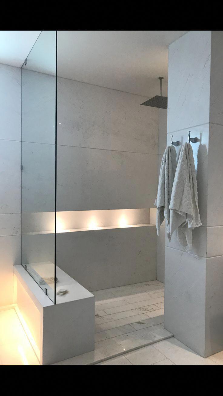 Bad In Der Dusche Sitzen Lichter Dusche Lichter Sitzen Badezimmer Ideen Dusche Lichter Badez Badezimmer Kleines Bad Renovierungen Badezimmerideen