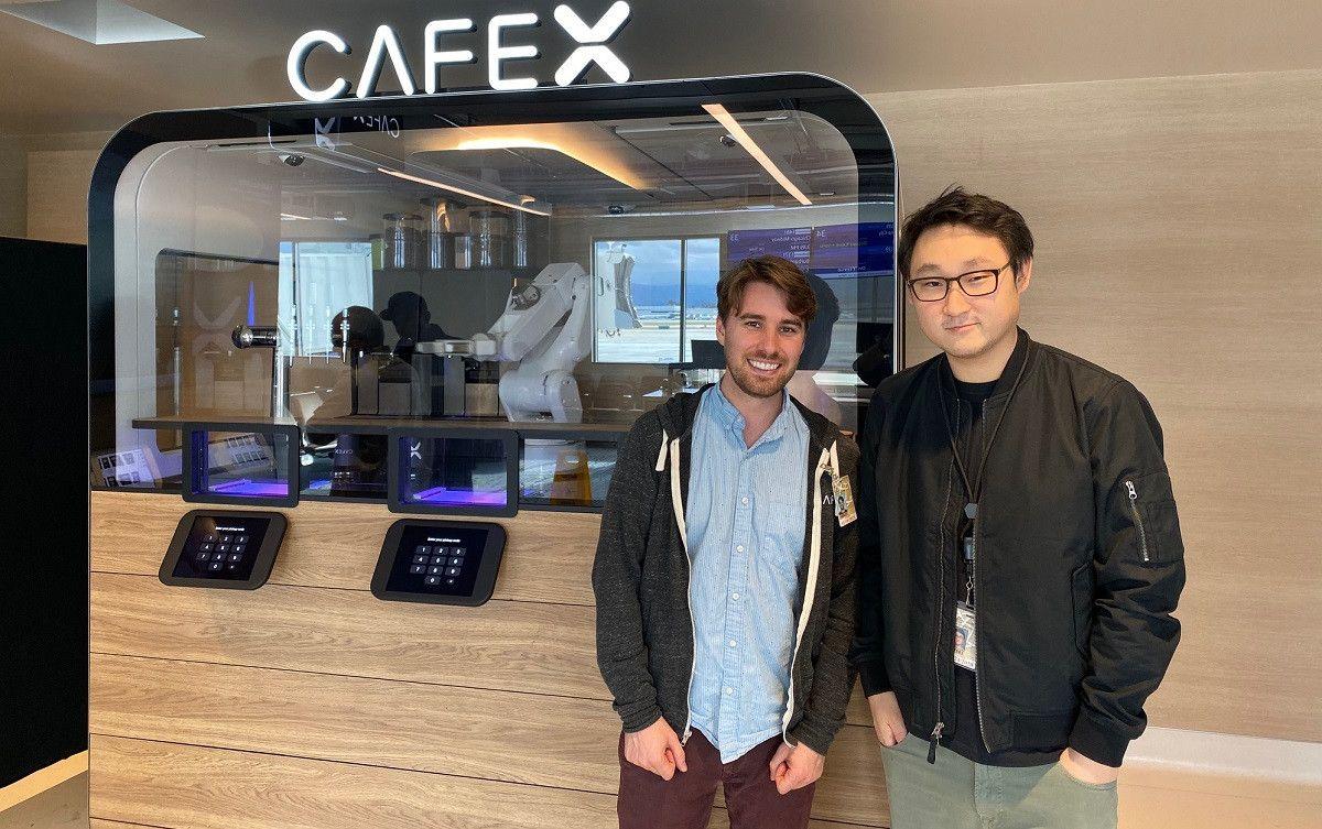 Le robot de Cafe X vise à vous servir plus qu'un simple