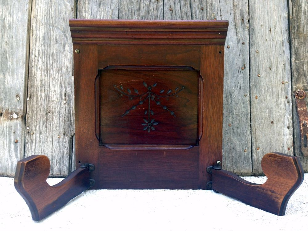 Antique Eastlake Wood Spoon Carved Cabinet Panel Vintage Victorian Furniture  #VictorianEastlake - Antique Eastlake Wood Spoon Carved Cabinet Panel Vintage Victorian