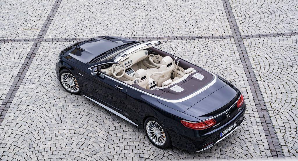 Mercedes Benz S Klasse Cabriolet A217 In 2020 Mercedes Benz Convertible Mercedes Convertible Cabriolets