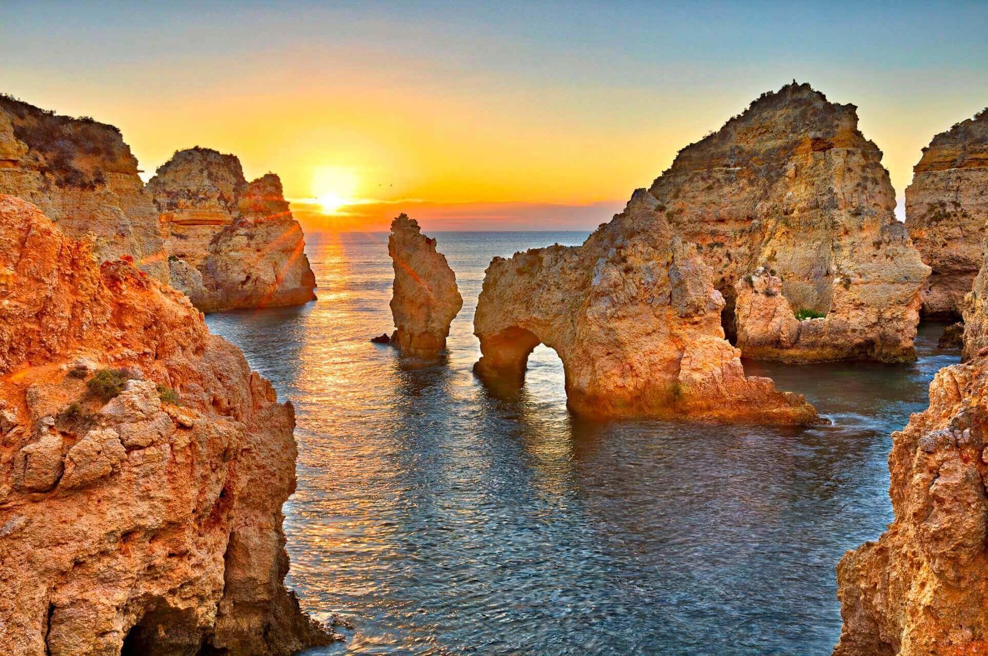 ᐅ Die schönsten Strände an der Algarve   Urlaubsguru