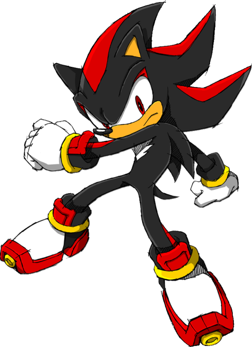 super shadow the hedgehog shadow the hedgehog character sonic