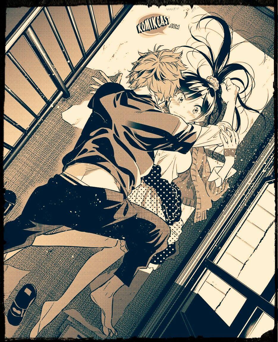 Pin de Manga Snapshot en Kazuya x chizuru Arte anime de
