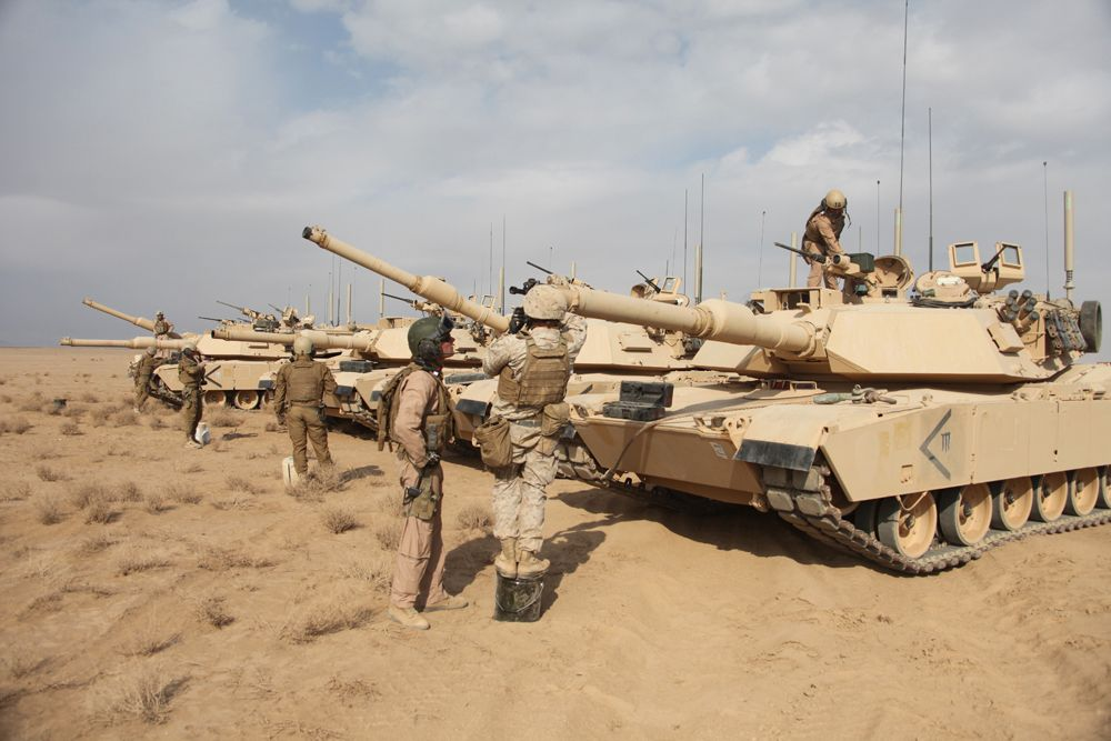 usmc tank SNAFU! US Marine Corps Tanks in Afghanistan The