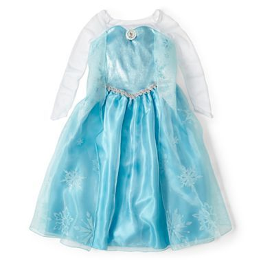 6bc1c5daed3c JC Penney's Elsa Dress is one of the prettier ones I've seen ...