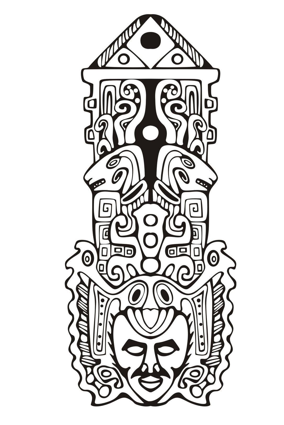 Epingle Sur Aztec