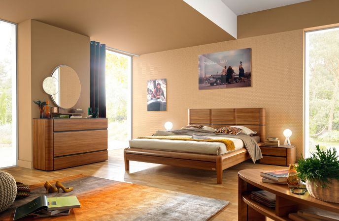 Chambre gautier ambiance dovea meubles gautier chambre room bedroom suite - Ambiance chambre ...