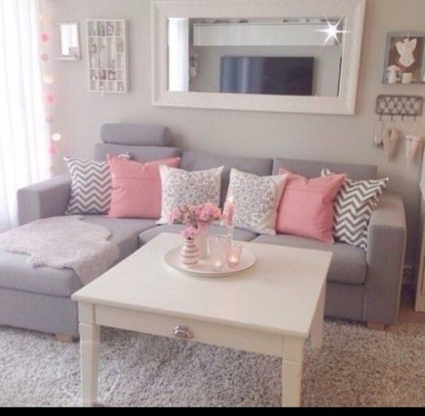 Home Accessory Pink Decor Cozy Girly Beach House Rhpinterest: Light Pink Home Decor At Home Improvement Advice