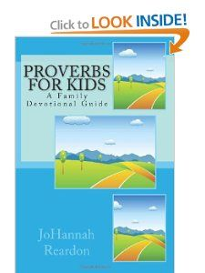 Why was the book of proverbs written