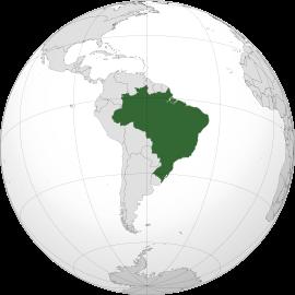 Resultado de imagem para O BRASIL NO MUNDO