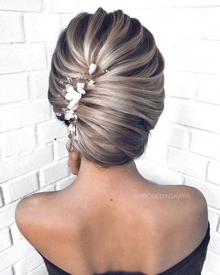 Gorgeous Wedding Hairstyles For The Elegant Bride Bridal Updo Hairstyles Weddinghair Weddingupdo Wed Hochzeitsfrisuren Frisur Hochzeit Frisur Hochgesteckt