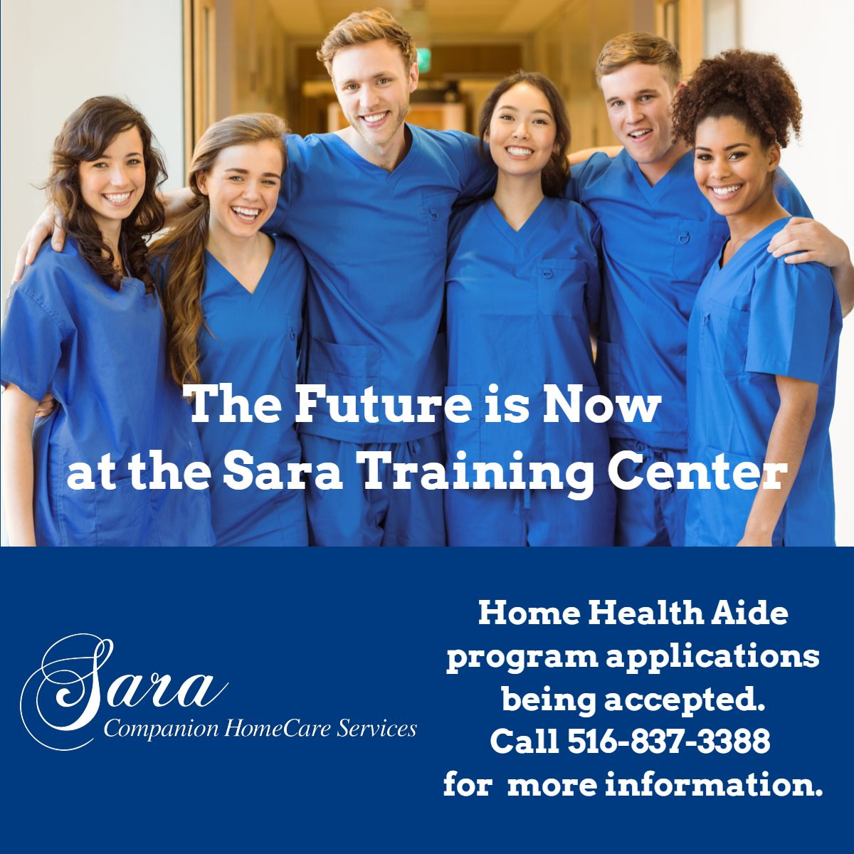 Sara Is Offering The Department Of Health Approved Home Health Aide Training Program To Interested Students Who Qu In 2020 Home Health Aide Training Center Home Health