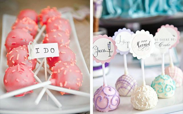 Рецепты кейк попсов на свадьбу — photo 4