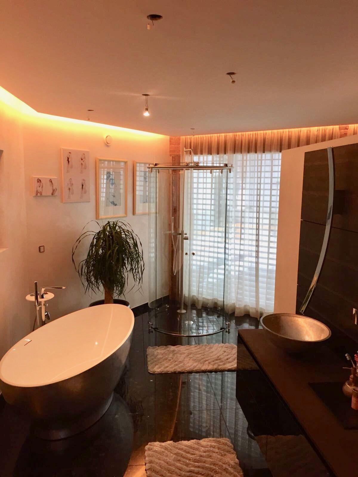 gemütlich und modern mit novoline  badezimmer modern