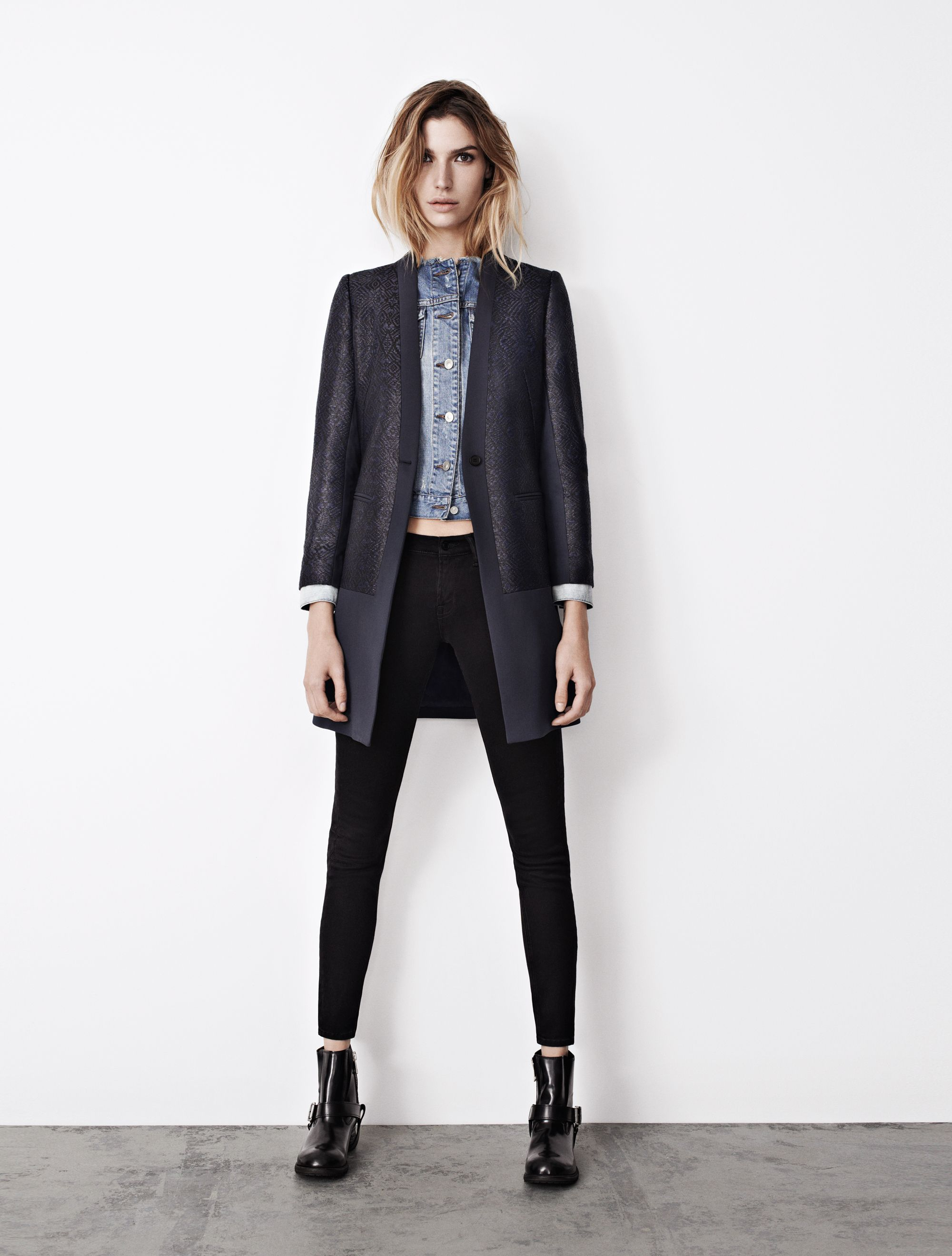 outfit by allsaints