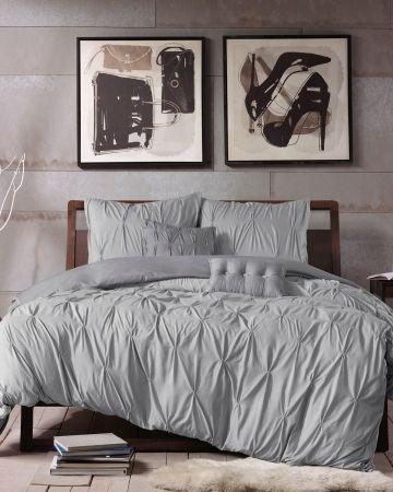 Kiss Pleat 5 Piece Comforter Set, Main View