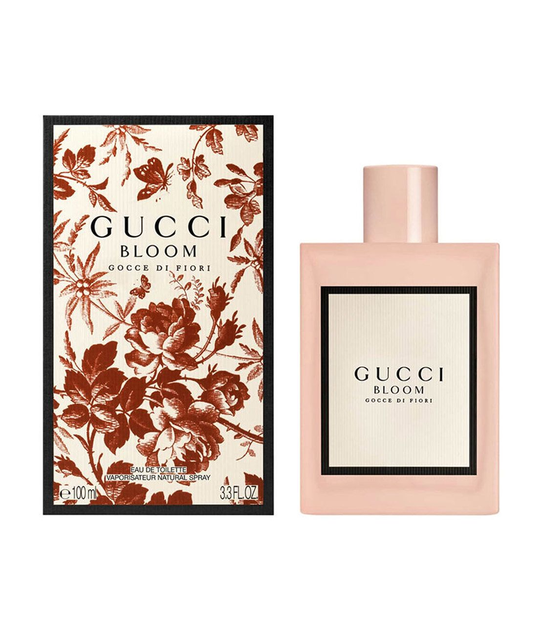 Gucci Bloom Gocce Di Fiori Eau De Toilette Spray 3 3 Oz Gucci Fragrance Women Perfume Luxury Perfume
