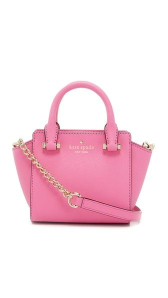 7c4b82712 Mini Hayden Cross Body Bag | Style | Bags, Kate spade, Pink shoulder ...