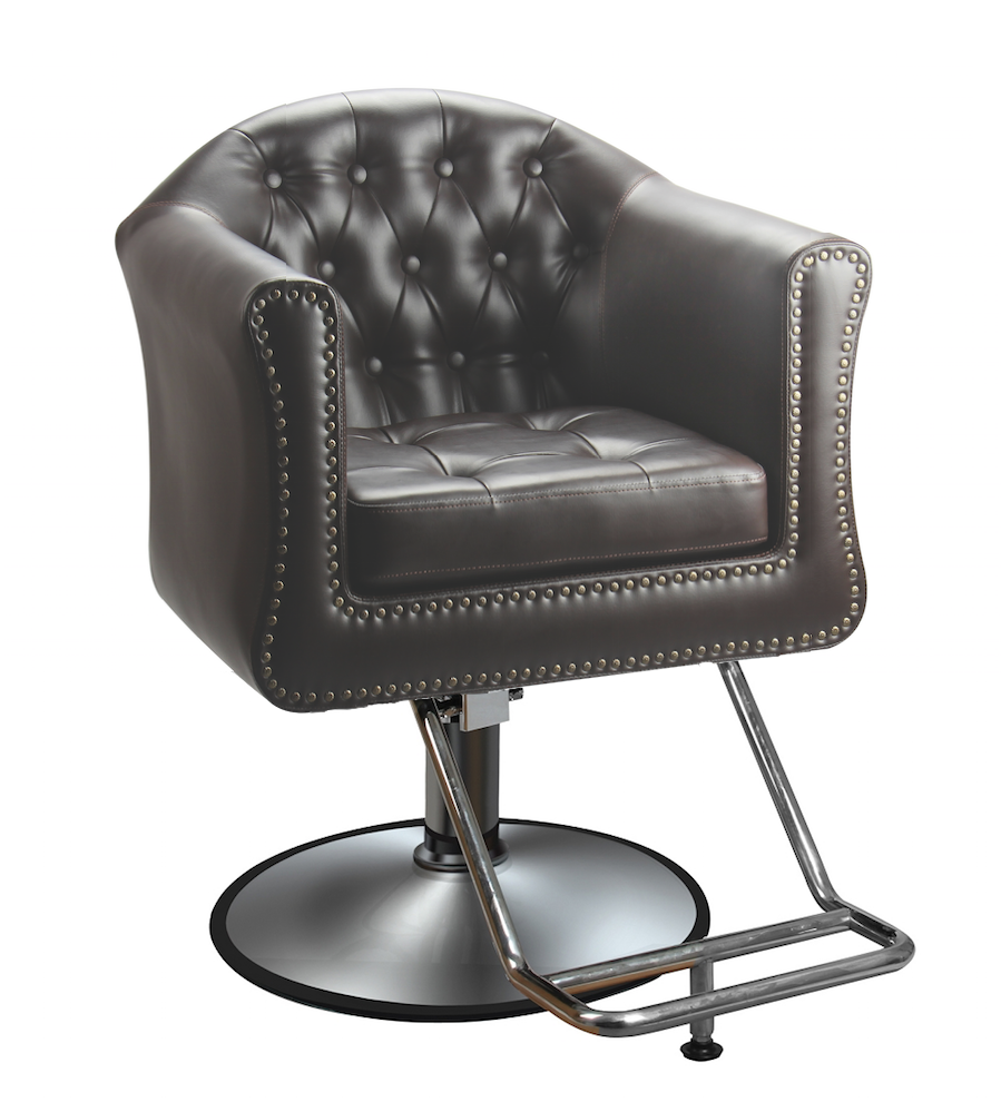 The James Brown Salon Chair Salon Styling Chairs Salon Chairs Chair Style
