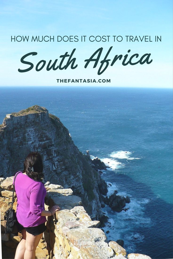 How Much Does it Cost to Travel in South Africa? The