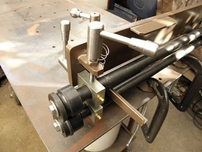 Bead Roller Modifications By Captainleeward Homemade Bead Roller Modifications Including The A Metal Fabrication Tools Sheet Metal Tools Sheet Metal Crafts