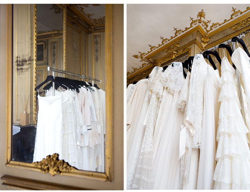 Personal Branding Shoot in Paris Copyright Carla Coulson at Showroom Delphine Manivet