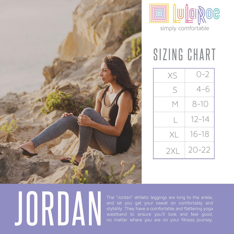 b9972a656a807c LuLaRoe Jordan Sizing Chart LuLaRoe Abi Cuckovich | The JORDAN ...