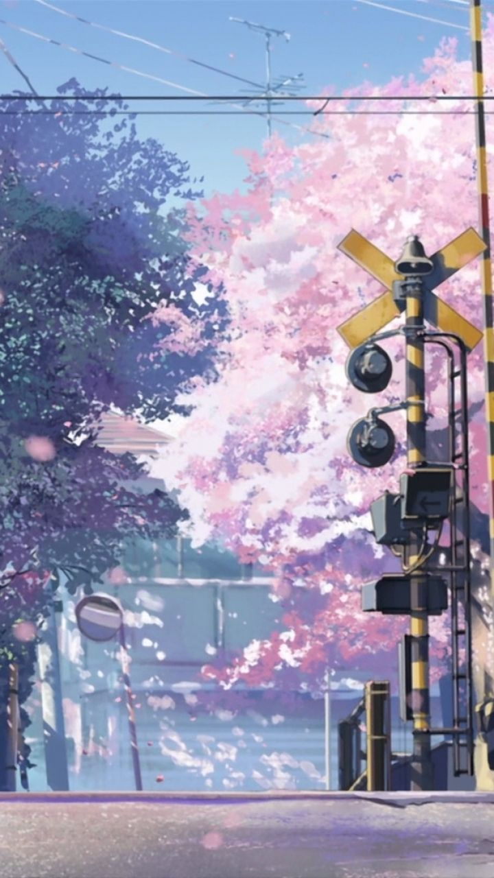 Pin by Willemvanhaersolte on Wallpapers Anime scenery
