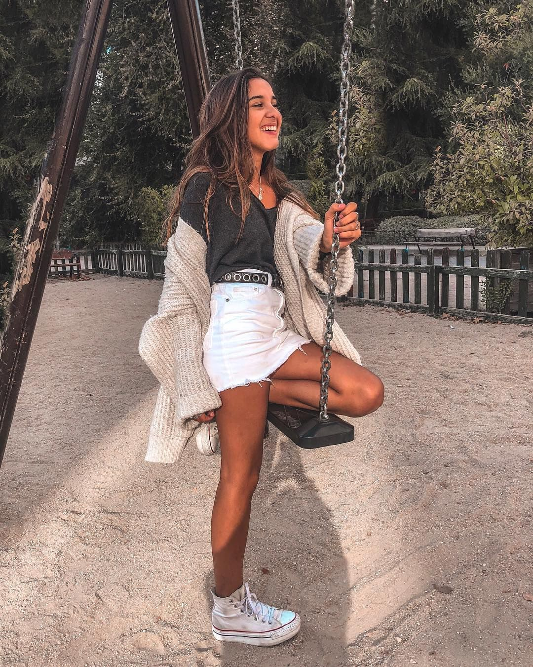 Pin by hannah lopez on fall in pinterest outfits denim