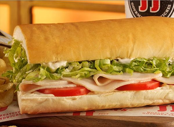 Why sub sandwiches not healthy fast food