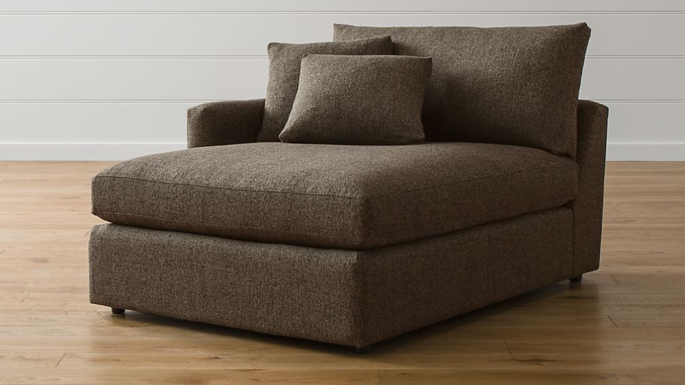 Best Lounge Ii Left Arm Chaise Lounge In 2020 Sofas For Small 400 x 300