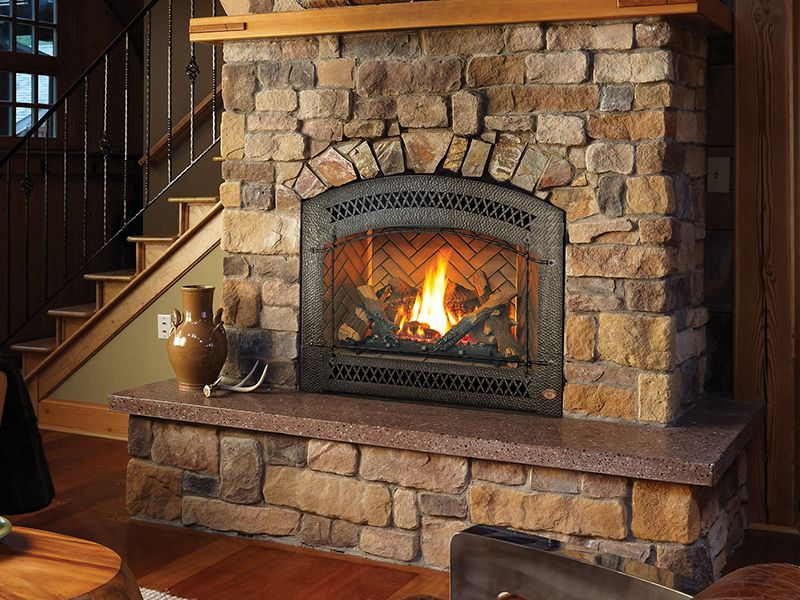 Fireplace Design gas insert fireplace installation : Top 25+ best Gas fireplace inserts ideas on Pinterest | Gas ...