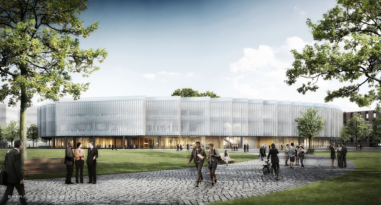 Astrazeneca Reveals The Headquarters On Cambridge By Herzog De Meuron