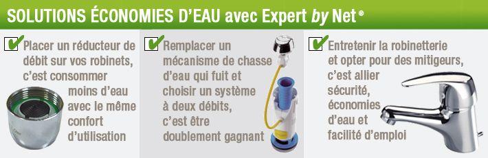 Toutes les solutions pour réduire sa consommation du0027eau  Optez pour - comment changer les joints d un robinet