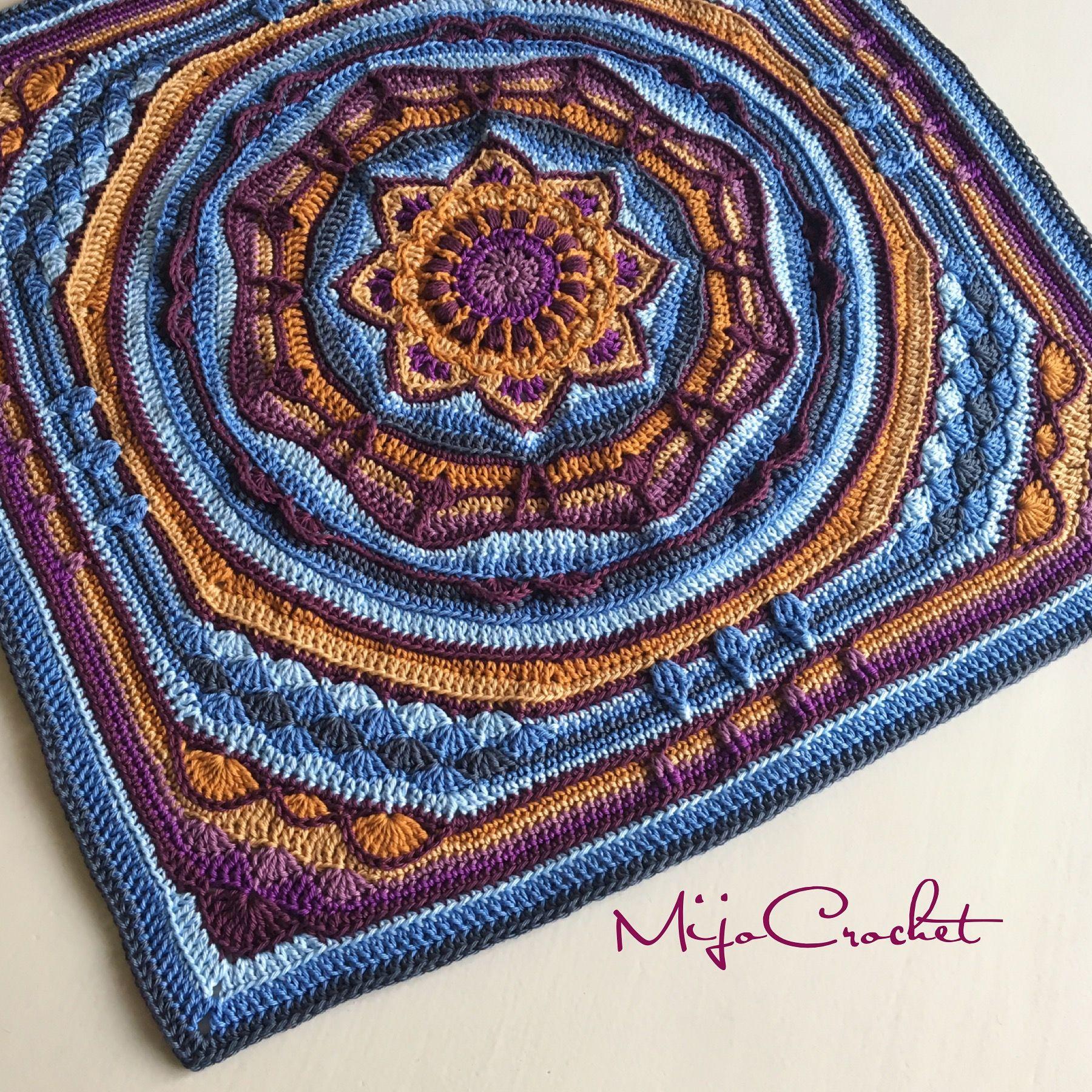 Free crochet pattern – Mijo Crochet   Crochet embellishments ...