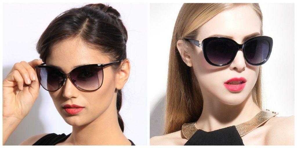 73d5d78c94 Gafas de sol 2018- tendencias y modelos principales de moda femenina ...