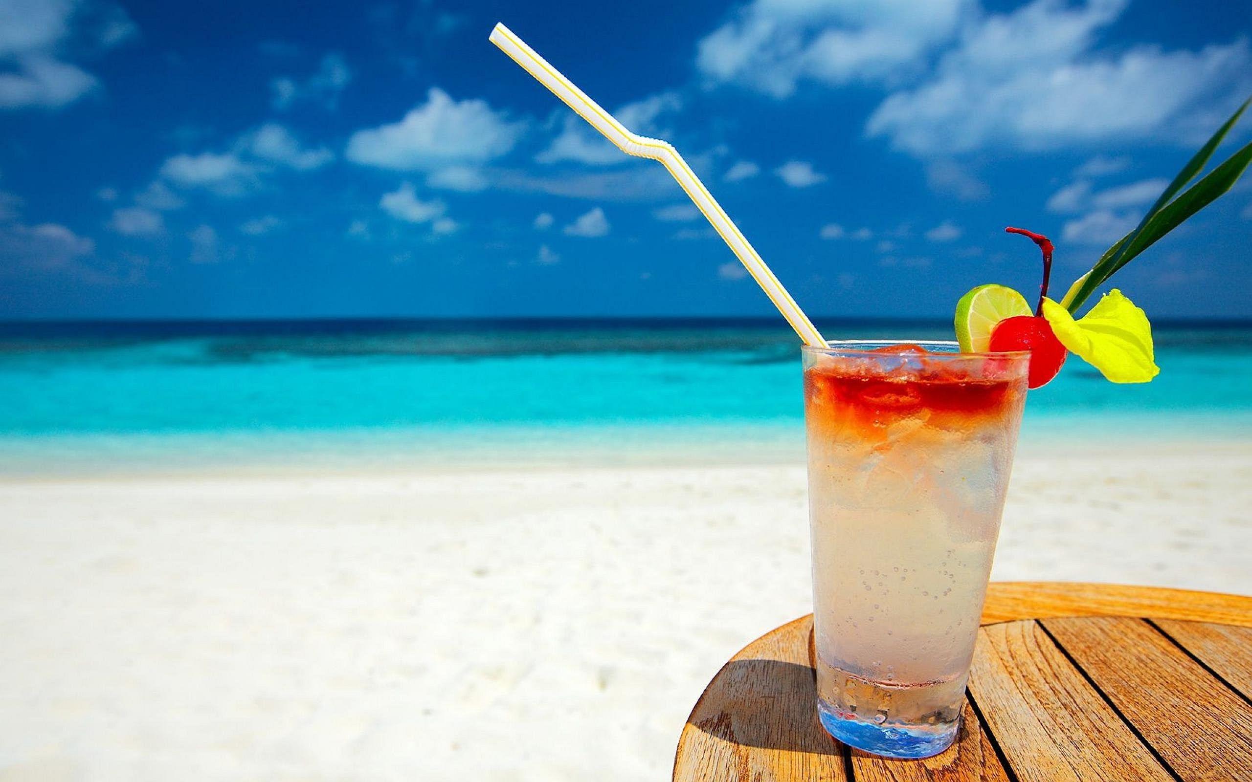 Beach Cocktail Recherche Google Sommer Sommerzeit Coktail
