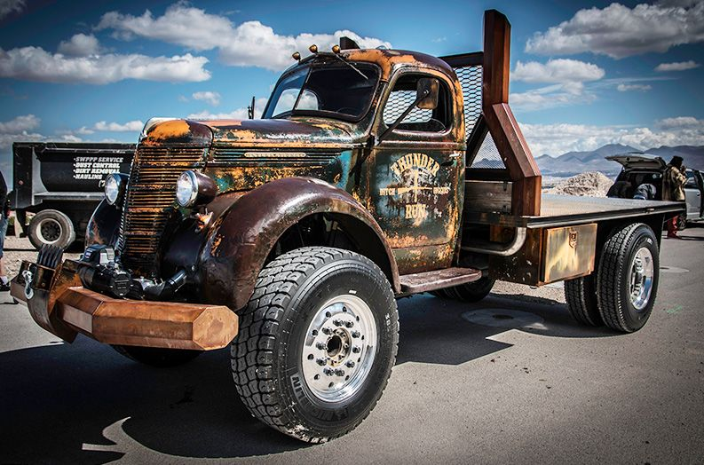 ditch digger cars pinterest rats vehicle and classic trucks. Black Bedroom Furniture Sets. Home Design Ideas