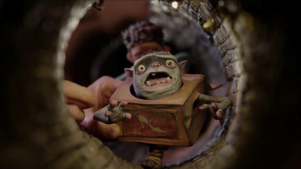 The Boxtrolls Trailer 2 Stop Motion Animation Studio Animation Stop Motion