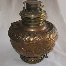 Large Miller Country Store Oil Lamp Font Sold We May Have Others Antiek Koper Antiek