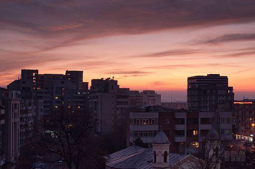 Craiova dawn