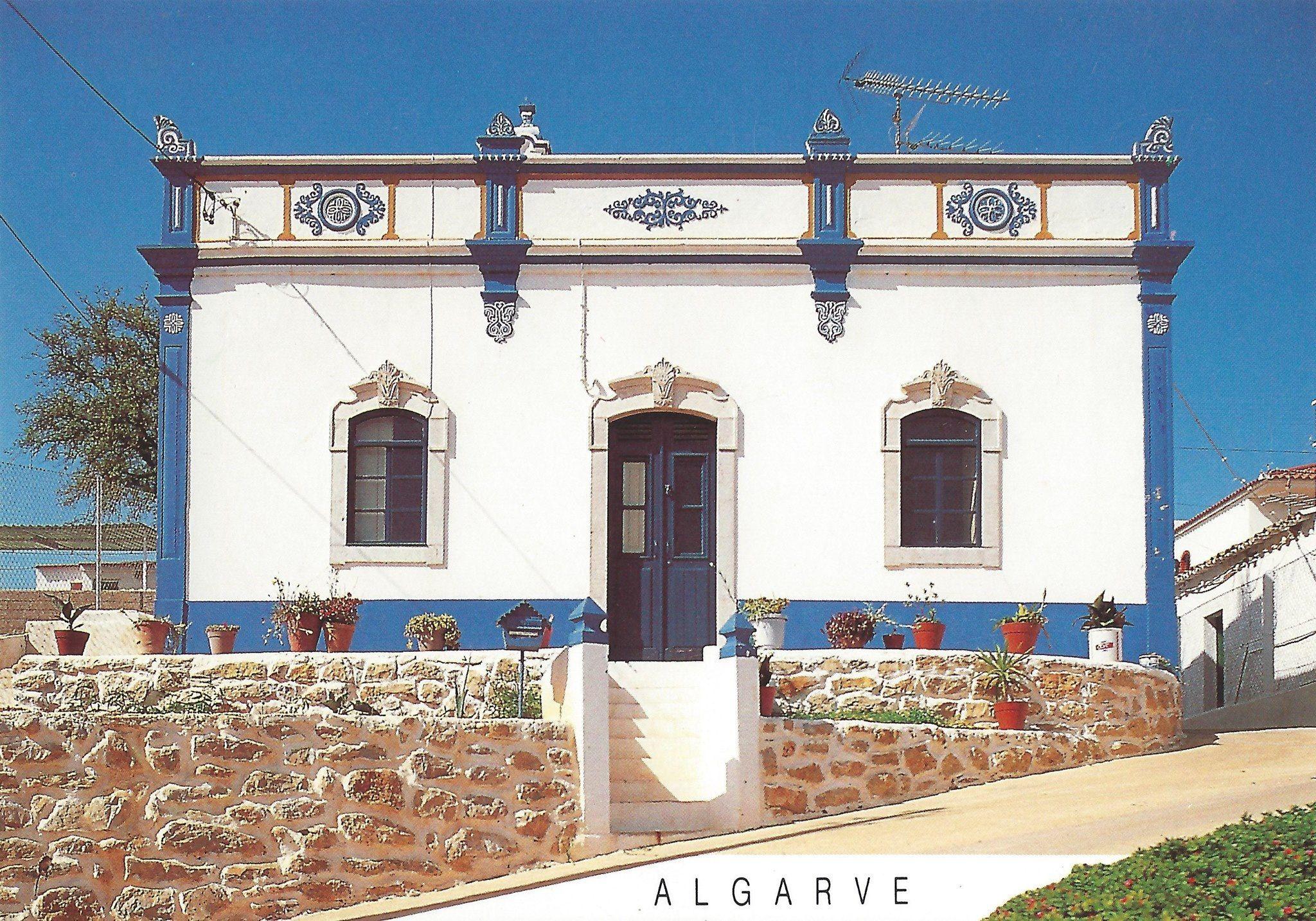 Casa Algarvia Algarve Chaminés e Platibandas