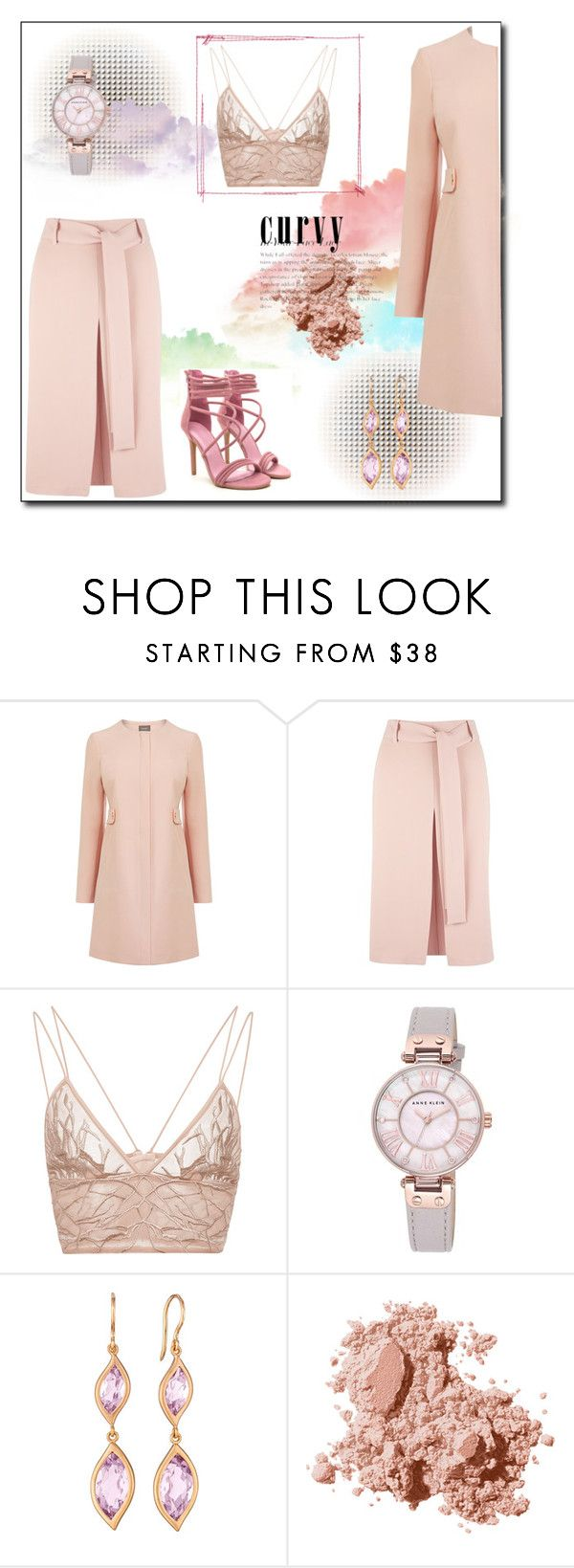 """Untitled #256"" by jaima ❤ liked on Polyvore featuring Closet, Jonathan Simkhai, Anne Klein, Carelle, Bobbi Brown Cosmetics and powerlook"