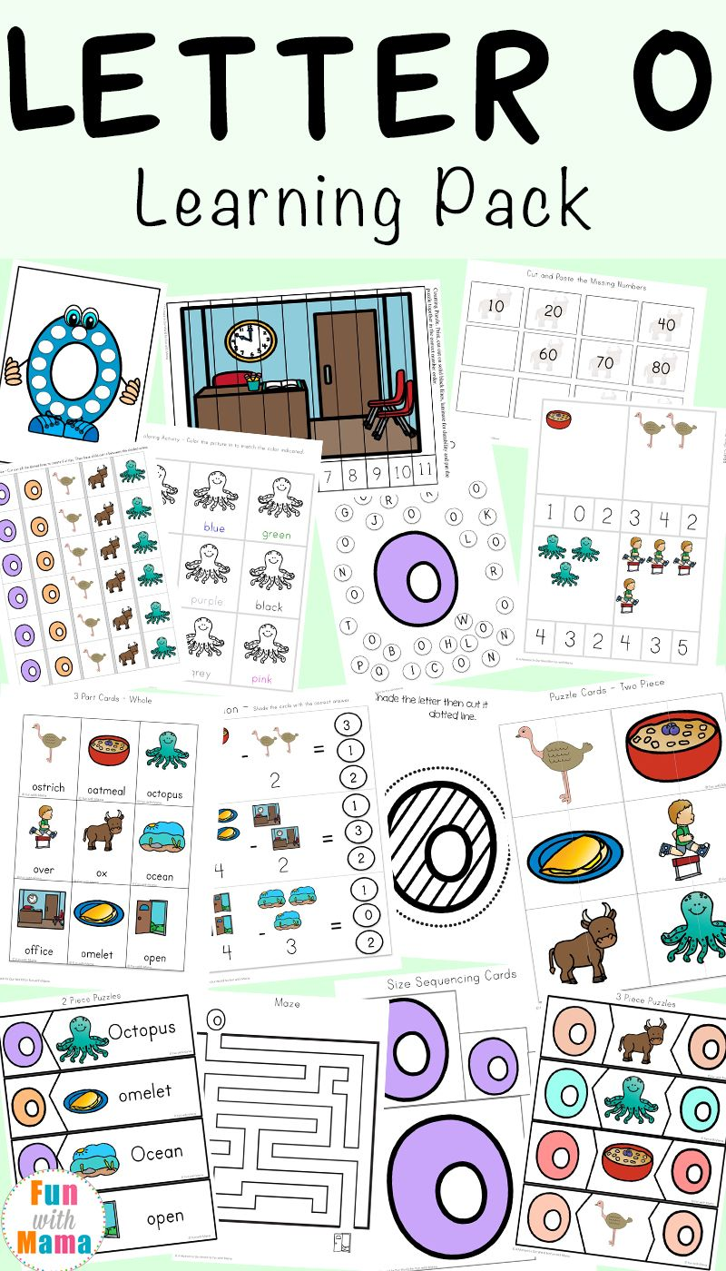 Letter O Worksheets And Activities Pack Letter O Worksheets Letter O Activities Kindergarten Worksheets [ 1400 x 800 Pixel ]